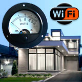 Монитор потребляемой мощности Wi-Fi c MQTT