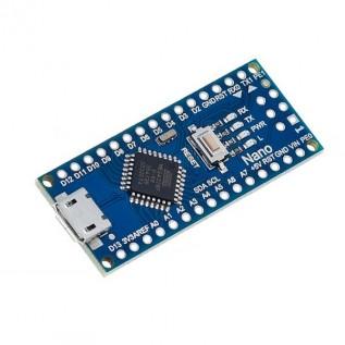 Arduino Nano V3.0 ATmega328P CH340 (microUSB)