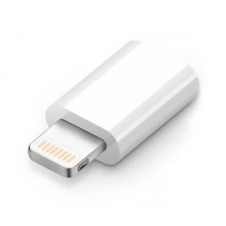 Адаптер Micro USB в Lightning
