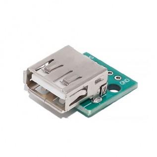 Адаптер USB 2.0 на DIP