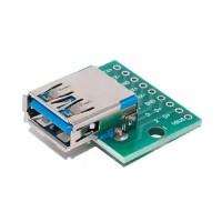 Адаптер USB 3.0 на DIP