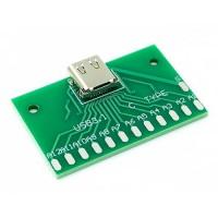 Адаптер USB 3.1 Type-C
