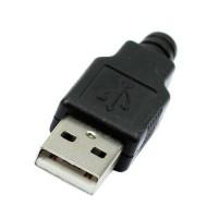 Разъем USB A штекер