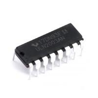 ULN2003A - Транзисторная сборка (DIP16)