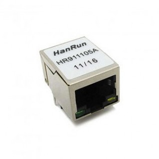 HR911105A Ethernet разъем RJ-45