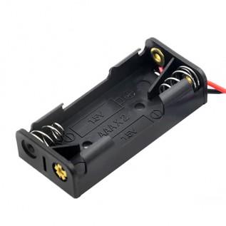 Отсек батарейный BH-2 2xAAA