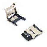 Держатель карт MicroSD SMT-8P