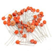 Набор керамических конденсаторов 2pF-100nF - 300 шт.
