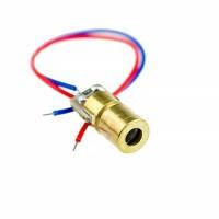 Излучатель лазерный 650 нм 5 мВт
