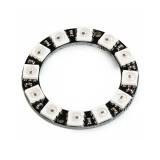 WS2812 - кольцо 12 RGB светодиодов