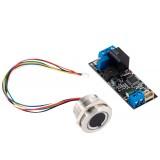Сканер отпечатка пальца R503 с контроллером К202 12V