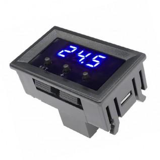 Термостат -50C - +110C W1209B