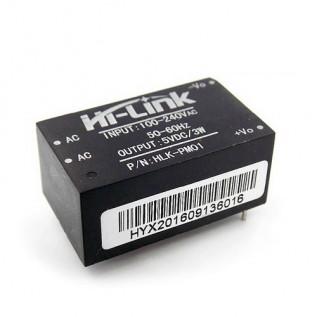 Источник питания Hi-Link HLK-PM01 - 220V-5V 0.6A