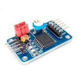 PCF8591 AD-DA I2C конвертер