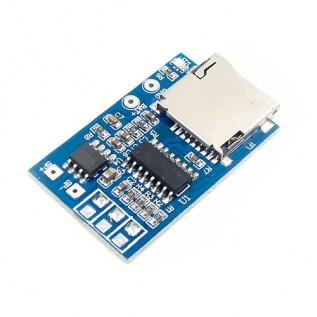 Звуковой плеер MP3 - microSD 2W GPD2846A