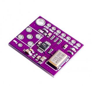 AD9833 - DDS синтезатор частоты
