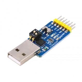 Адаптер CP2102 USB - 6 в 1