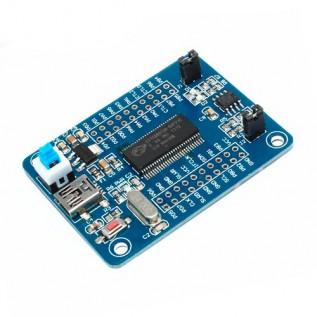 CY7C68013A EZ-USB FX2LP - Логический анализатор