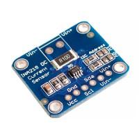 INA219 - Датчик тока и напряжения I2C