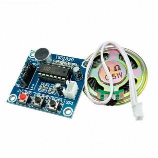 ISD1820 - Звуковой модуль запись-воспроизведение