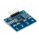 TTP224 - Клавиатура сенсорная 4 кнопки