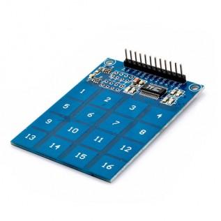 TTP229 - Клавиатура сенсорная 16 кнопок