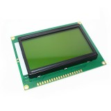 Графический дисплей 128x64 LCD - желтый