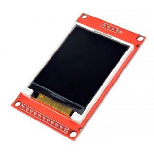 "Дисплей 1.8"" 128x160 TFT LCD microSD"