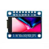 """Дисплей IPS 80x160 0.96"""" SPI RGB"""