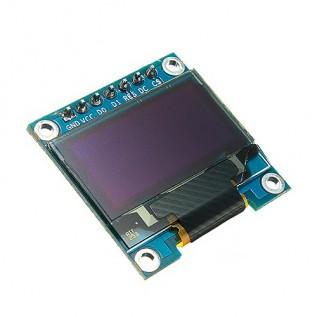 "Дисплей OLED 128x64 0.96"" SPI белый"