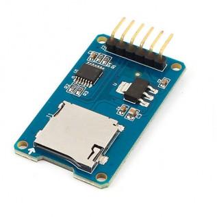 Модуль Card reader microSD