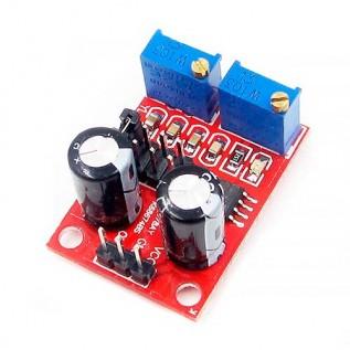 NE555 - Генератор прямоугольного сигнала