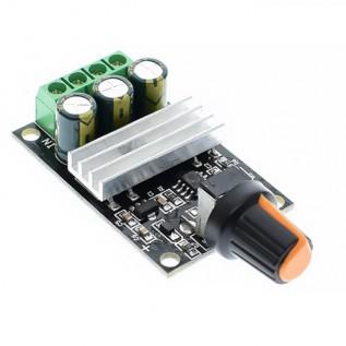 Контроллер ШИМ 6-28 вольт 3А