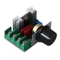 Симисторный регулятор мощности 220 вольт