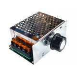 Симисторный регулятор мощности 4 кВт