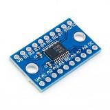 TXS0108E - Конвертер логических уровней 3.3-5В