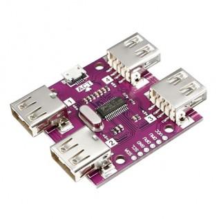 USB 2.0 - HUB 4 порта