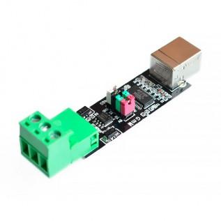 USB 2.0 - UART - RS485 конвертер
