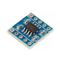 X9C104 - Цифровой потенциометр 100 кОм