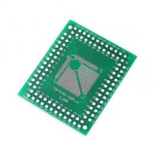 Макетная плата адаптер TQFP 32/44/64/80/100