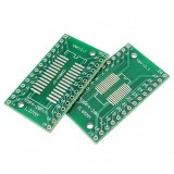 Макетная плата адаптер SOP28 SSOP28 TSSOP28 DIP28