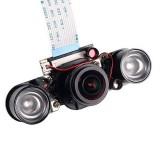 Камера Raspberry Pi IR-CUT Fisheyes 175º