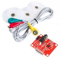 AD8232 - Монитор сердечного ритма ЭКГ