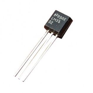 LM35 - Датчик температуры