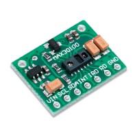 MAX30100 - Цифровой датчик пульса I2C