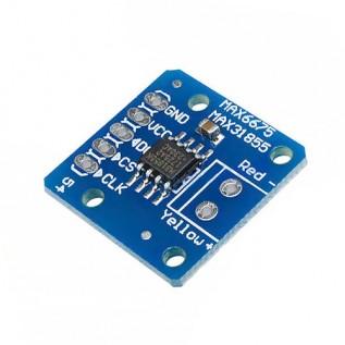 MAX31855 - Контроллер термопары