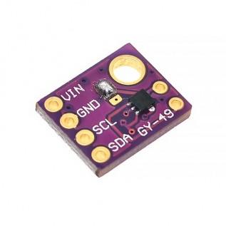 MAX44009 - Цифровой датчик освещенности