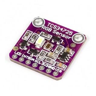 TCS34725 - RGB датчик цвета
