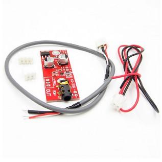 Микрофонный усилитель MAX9812 - Jack 3.5