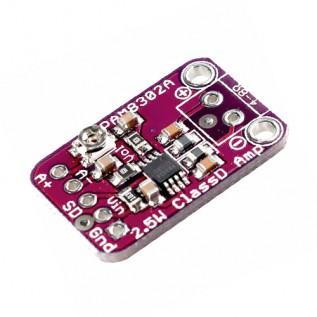 Аудио усилитель PAM8302 - 2.5W Моно